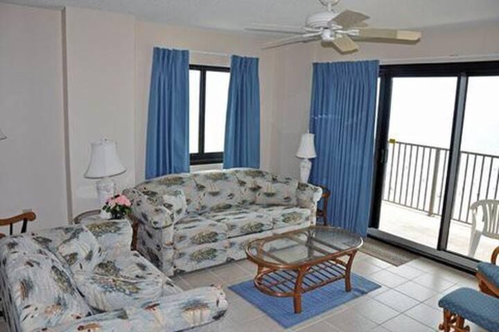 Springs Towers 901 - North Myrtle Beach - Condominium