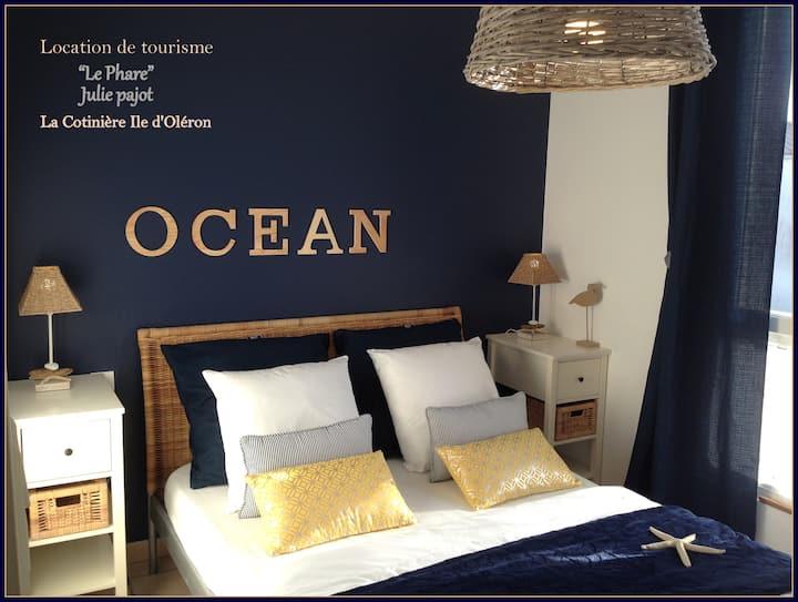 Appartement de charme 3***Bord de mer la Cotinière