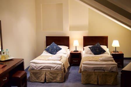 Pokój 2 -osobowy na poddaszu - Zakopane