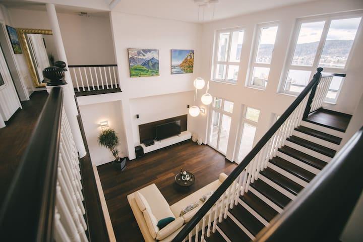 Traumhafte Wörthersee-Villa mit Panoramablick