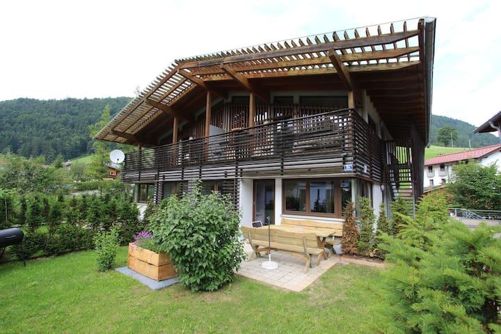 Modern Apartment in Kirchdorf with Garden