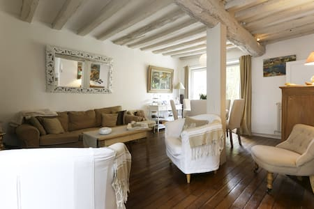 chambre d'hôte dans maison de village toute renové - Chevreuse - Casa de hóspedes