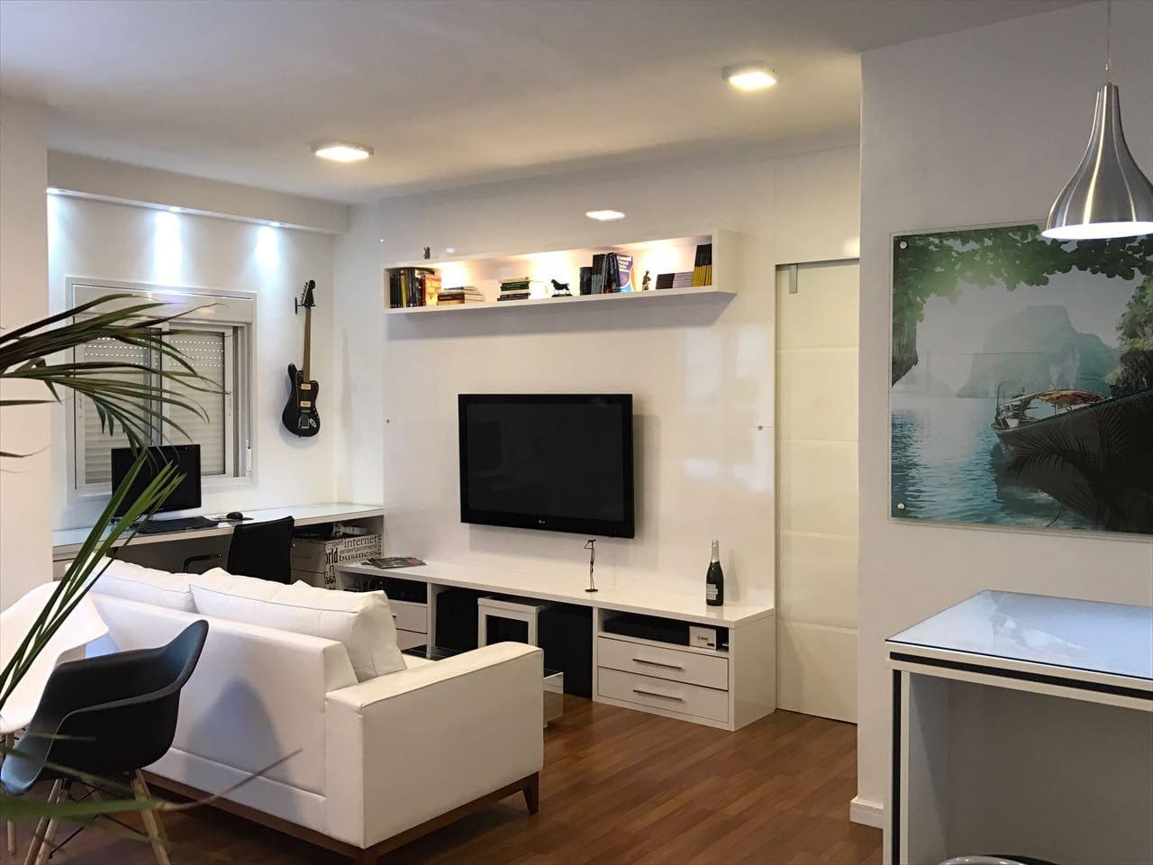 Apartamento decorado em excelente acabamento. Pronto para morar!