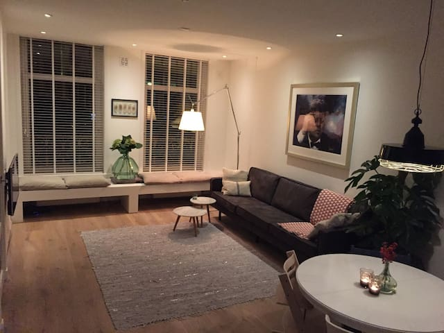 Great central & spacious family apartment - Amsterdam - Appartement