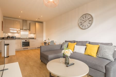 Hertford Serviced Apartments ✔Families ✔Corporate