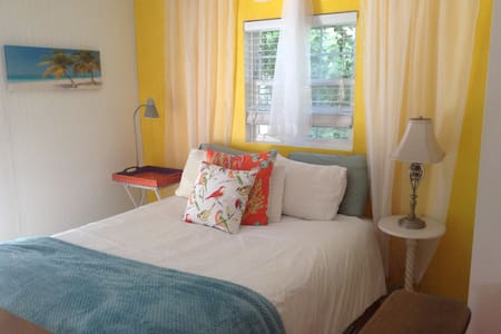Beachy studio near the Ocean - Tybee Island - Apartamento