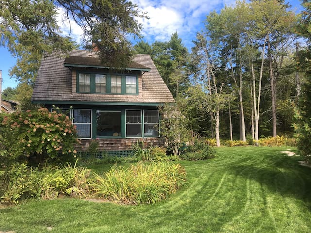 The Osprey - 6 Person Summer Cottage - West Boothbay Harbor - Casa