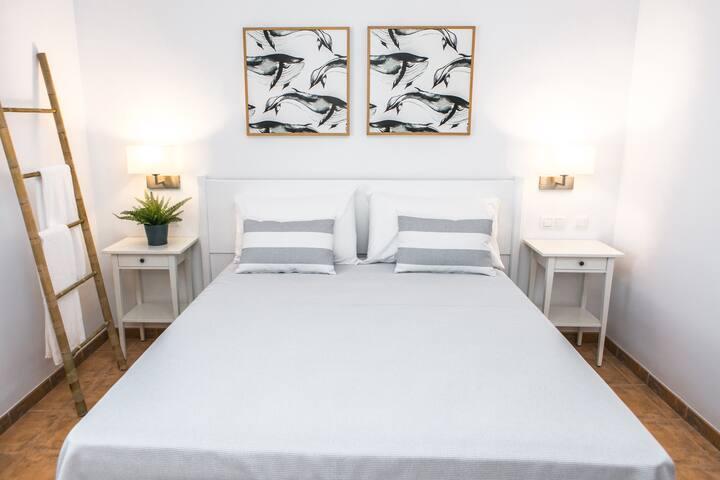 Apartamento 1 dormitorio (2 PAX) con Media pensión