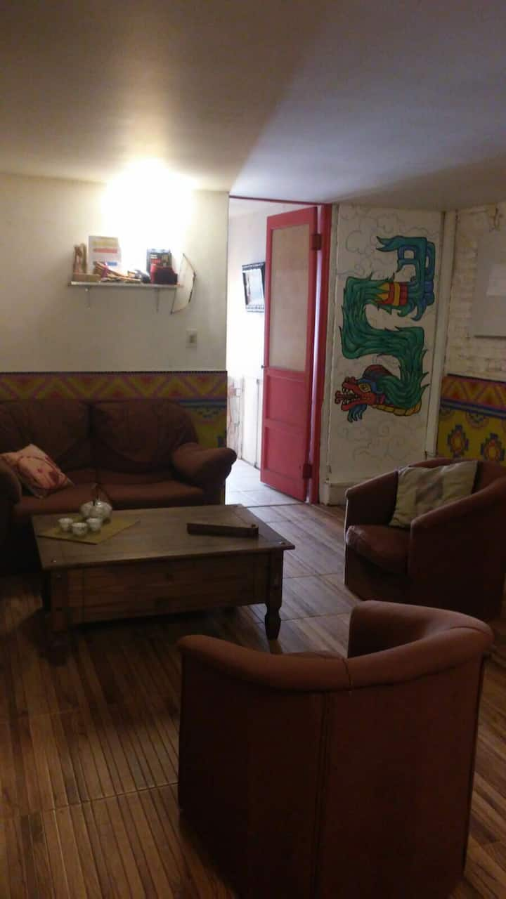 Habitación privada con wifi