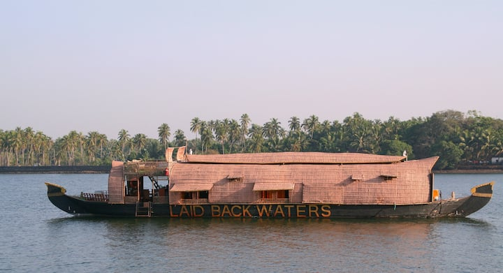 Houseboat Cruise on the backwaters