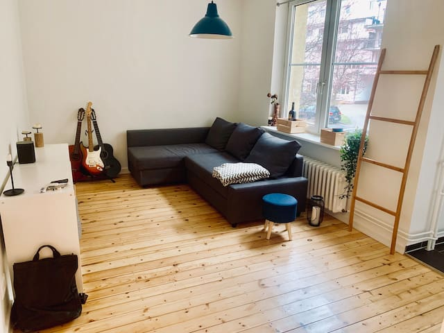Central cosy and new apartment
