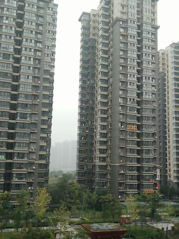 西安北站家庭旅馆3室1厅 - Xian Shi - Wohnung