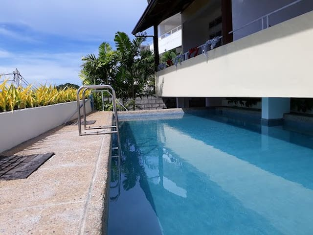 Fully equipped with pool - Boracay Island - Apartment