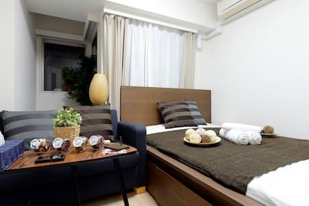 Roppongi/Elegant Duplex - Minato-ku - Wohnung