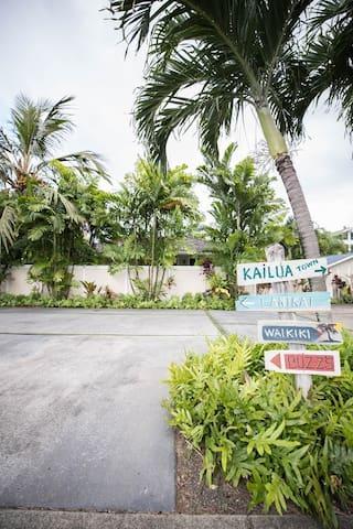 Kailua Beach Studio