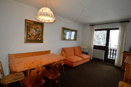 Two Rooms Apartment Great for Skiers - Sauze d'Oulx - Daire