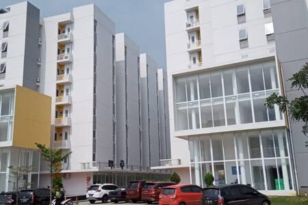 Apartemen Aeropolis with Sultan Premier