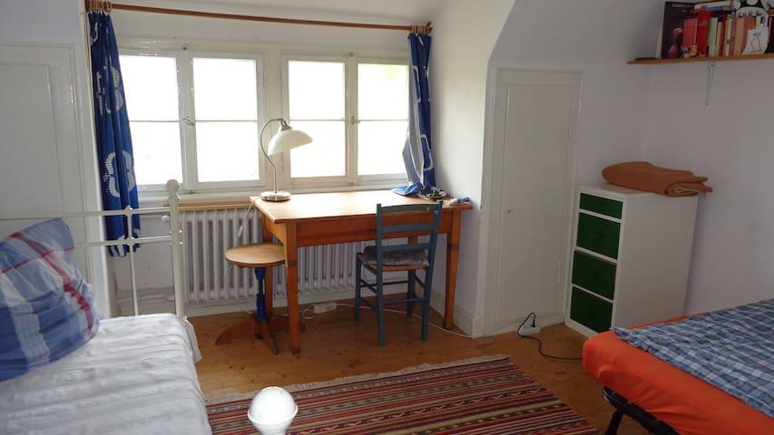 Schönes Zimmer im Grünen - Heidelberg - House