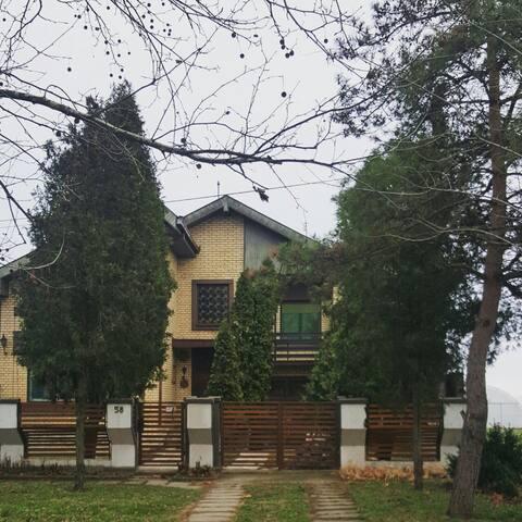 Vila Nadia - Kikinda - Hus