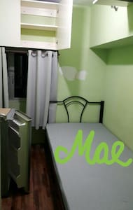 Cozy room for rent in GA Tower - Mandaluyong City