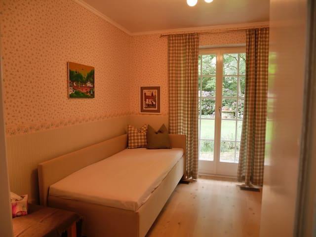 Einzelzimmer Villa Kükenkamp - Rätzlingen - Inap sarapan