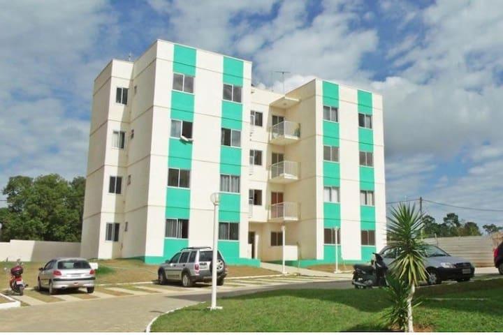 Apartamento em Rio das Ostras - Parque das Flores - Rio das Ostras - Apartamento