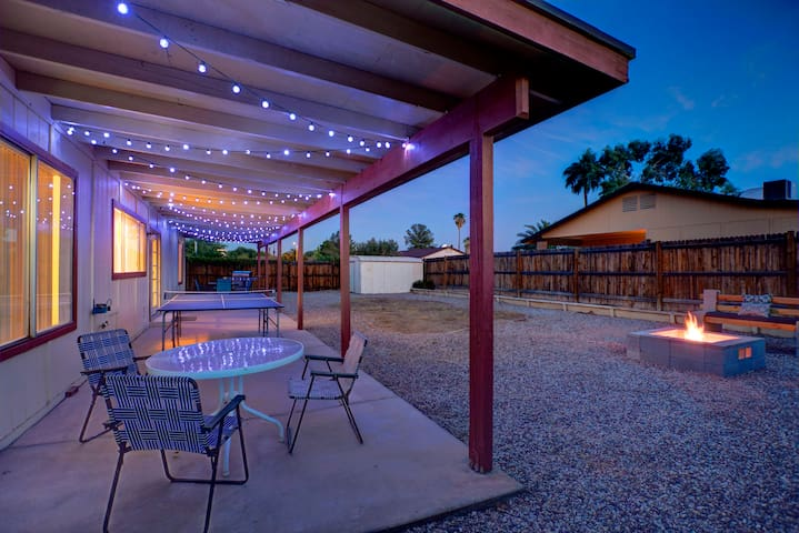 Fun & Energizing Home in the Heart of Chandler