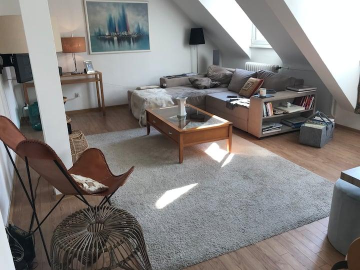 Design-Wohnung, Trier-City / Historische Altstadt