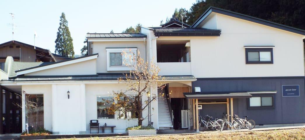 Takayama Holiday Apartment =More Tree 3=
