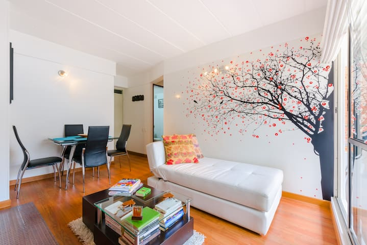 Private, cozy, brand new and ideally located..!! - Bogotá