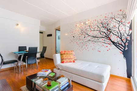 Private, cozy, brand new and ideally located..!! - Bogotá - Apartamento