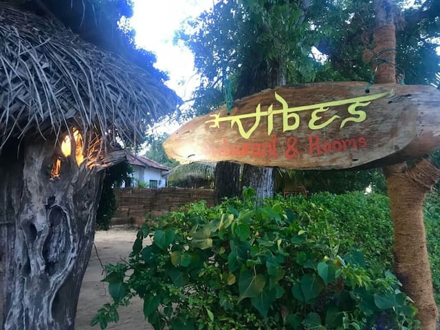 Vibes Guesthouse ( room Nr. 1)