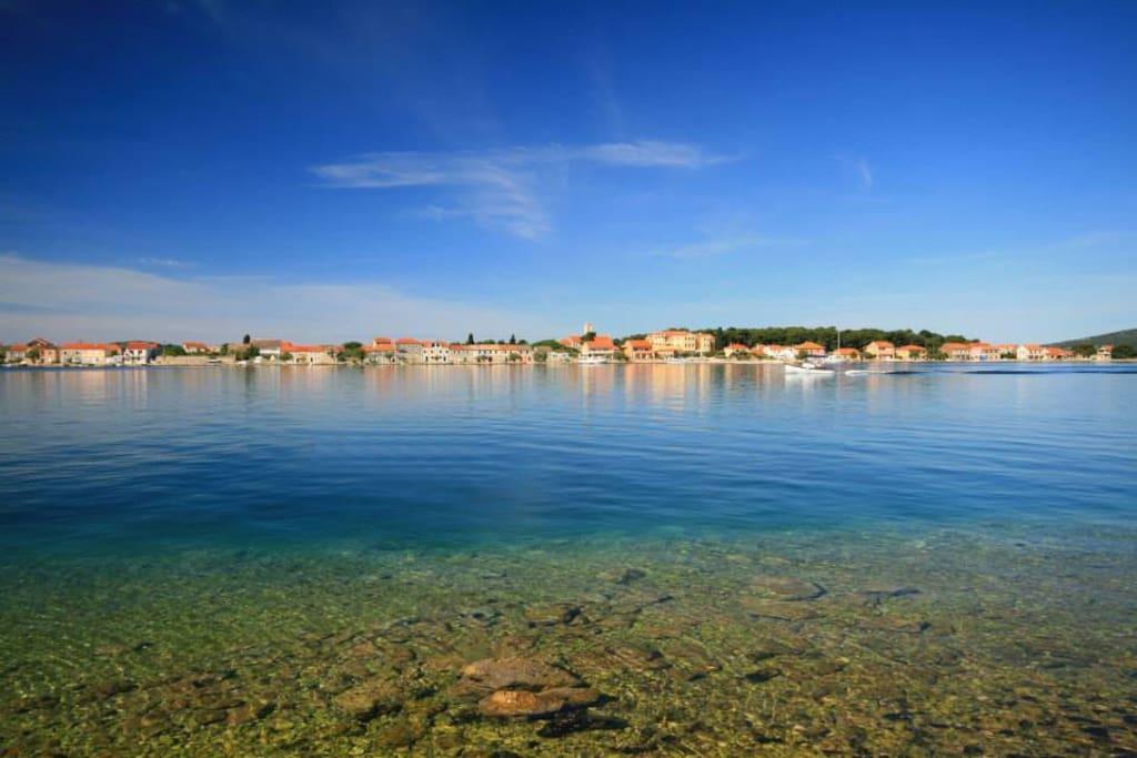 the island Krapanj