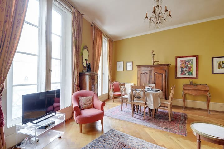 Apartment for 2 in the heart of Paris