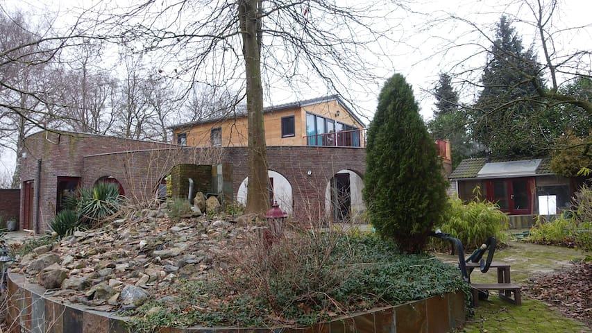 Lodge in het buitengebied van Heeswijk Dinther - Heeswijk Dinther - Pondok alam