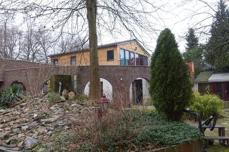 Lodge in het buitengebied van Heeswijk Dinther - Heeswijk Dinther - Allotjament sostenible a la natura