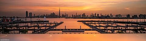 Magnificent Sea View Huge Emaar 2BD Luxury Apt.