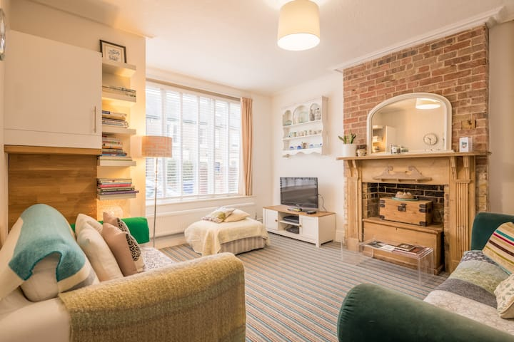 Comfortable, Charming & Cosy Cambridge House