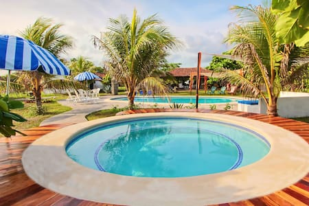 Somar Surf camp & lodge (Ocean view Bungalow) - Salinas Grandes