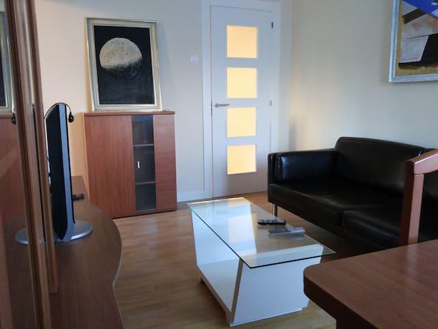 Bonito piso en con zona tranquila y verde - Saragossa - Haus