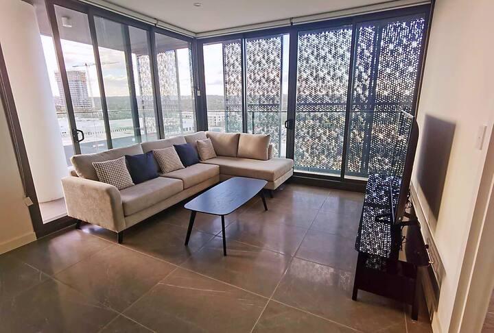 Luxury 2 bedroom apartment in MQ Park walk2shops