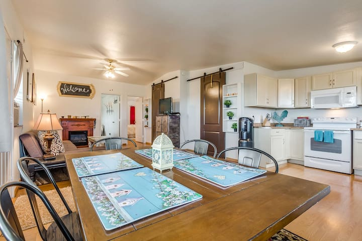 Nascar Paradise Cottage