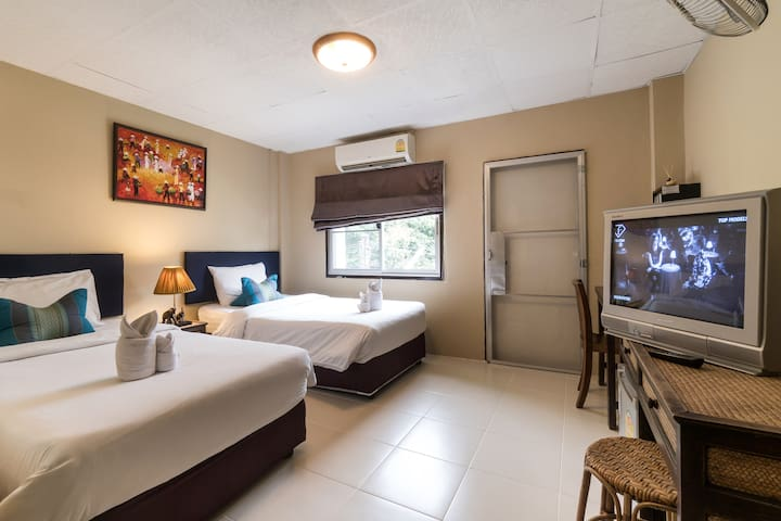 Guesthouse Chiangmai City Center/Downtown 304