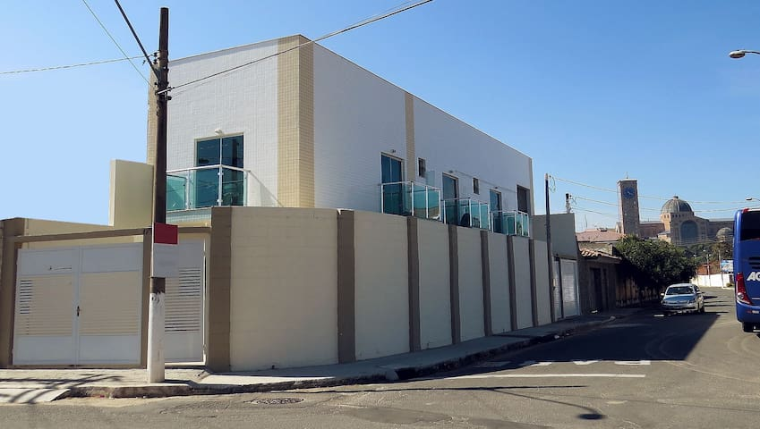 Apartamento em bairro nobre em Aparecida - Aparecida - Lejlighed