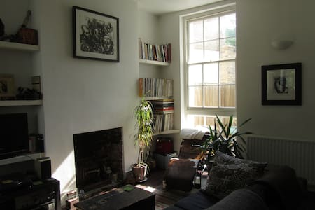 Lovely Garden Flat in Camberwell - Apartment
