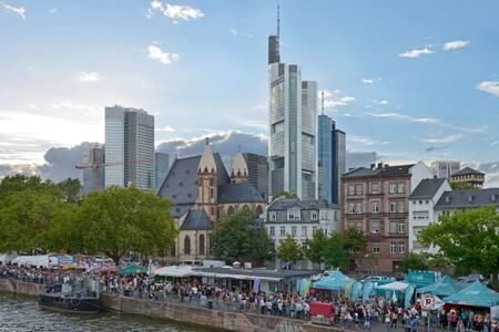 A Nice Stay in Frankfurt! - Lägenhet