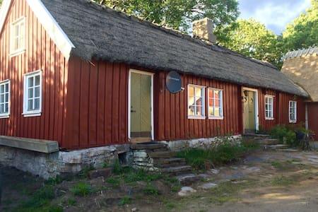 Lantlig hallandslänga - Varberg V - House