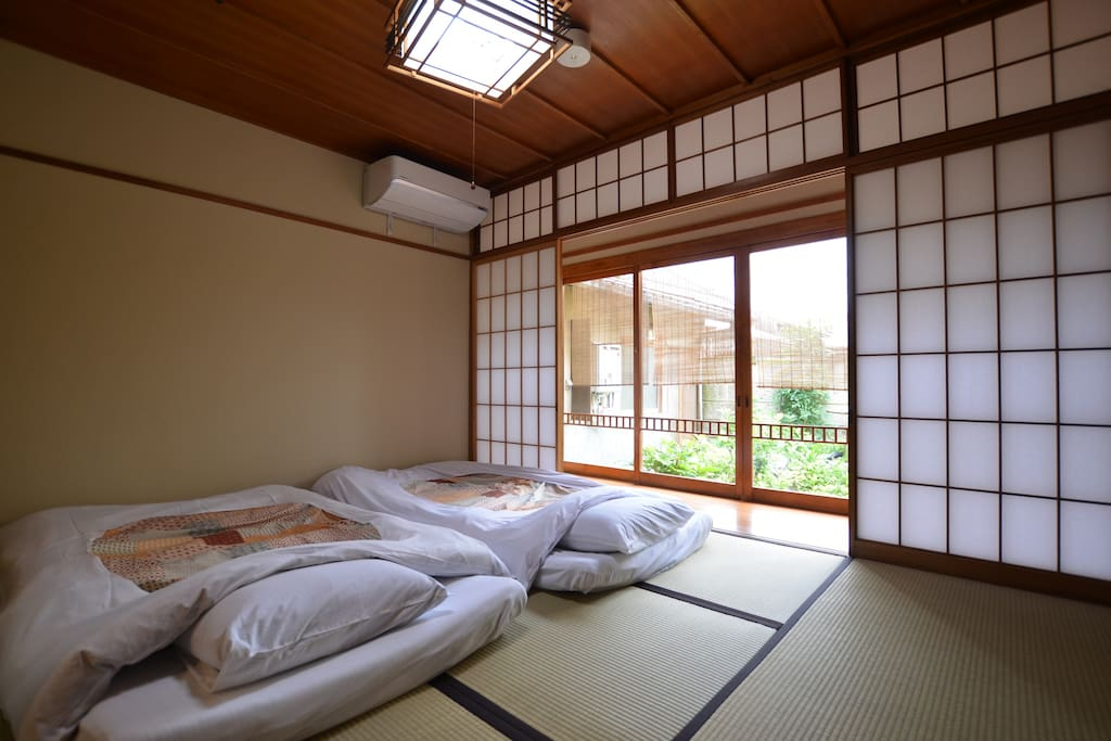 Japanese Style Room(1st Floor)