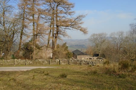 Rhula Turnant Barn B&B - Longtown