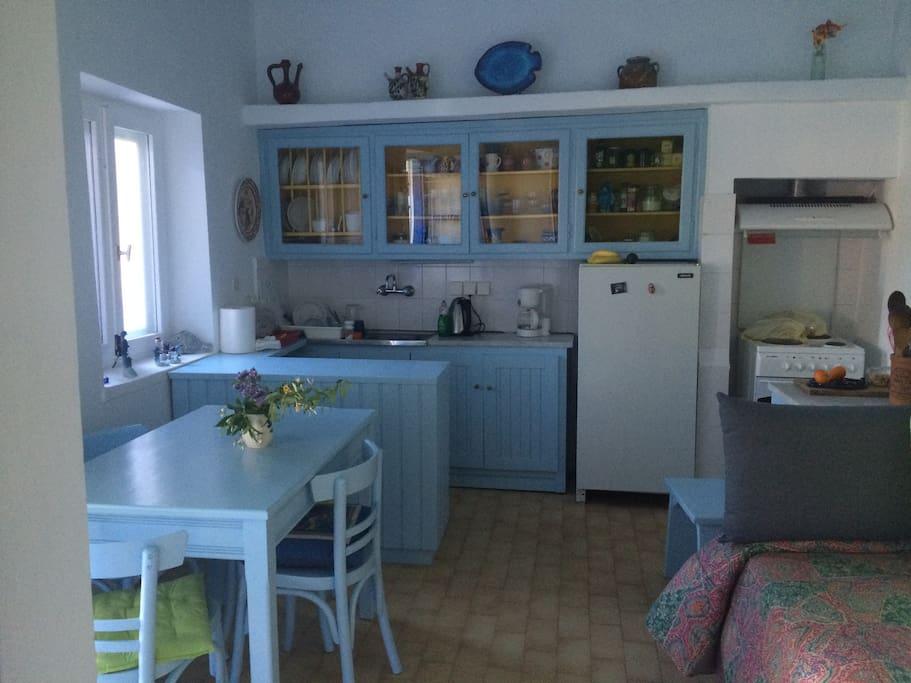 Kitchen/general room